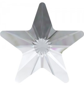 Pietre Swarovski - Crystal - Steluta - A2816 - 20buc