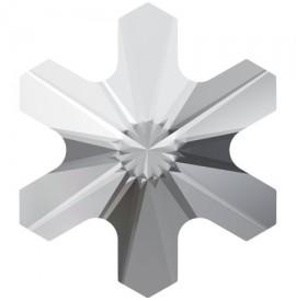 Pietre Swarovski - Crystal - Fulg de nea - A2826 - 20buc