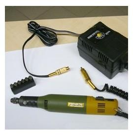 Proxxon - Freza electrica pentru unghii - Verde lung