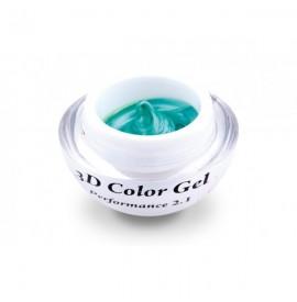 Gel Color 3D - verde - 506 - 4g - Pearl Nails