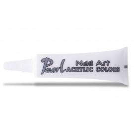 Vopsele Acrilice - 101 Alb de titan - 9 ml - Pearl Nails
