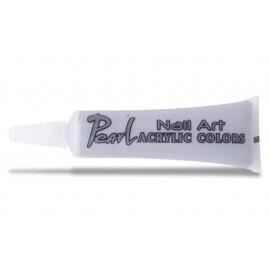 Vopsele Acrilice - 236 Argintiu - 9 ml - Pearl Nails