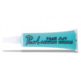 Vopsele Acrilice - 660 Acuamarin - 9 ml - Pearl Nails