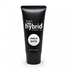 Hybrid Polyacryl Gel - Angel White - 50ml - Pearl Nails