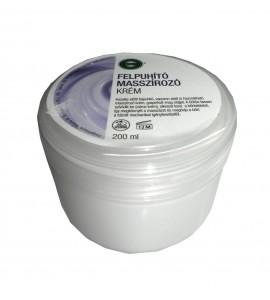 Crema pentru masaj facial - 200 ml - yamuna professional
