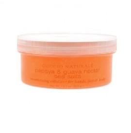 Papaya & guava nectar sea salts