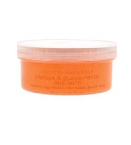 Papaya & guava nectar sea salts
