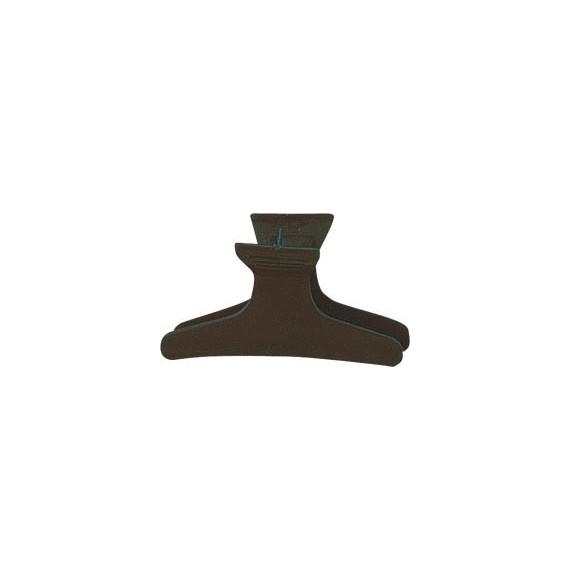 Eurostil clame de par plastic tip fluture 12 buc 0084/50