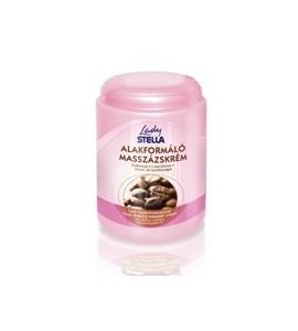 Cremă pentru masaj pentru modelare corporala cu extract de cofeina - 1000 ml