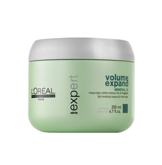 Masca Volume Expand - Mineral Sl - Loreal Professionnel -masque
