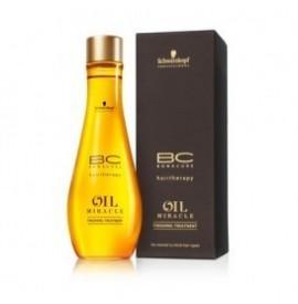Ulei elixir pentru par gros & rezistent-BC bonacure miracle - schwarzkopf