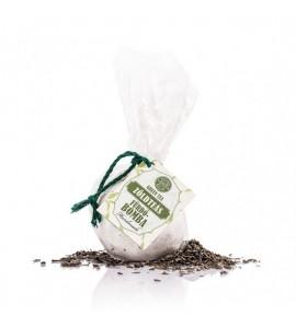 Yamuna - sare de baie - cu ceai verde - 95 gr