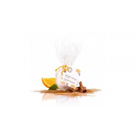 Sare de baie - portocale si scortisoara - 90gr - yamuna professional