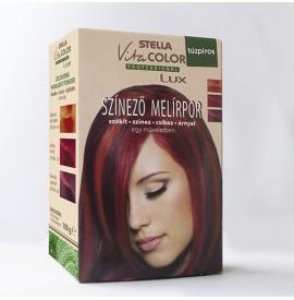 Stella vitacolor - praf pentru suvite - rosu aprins
