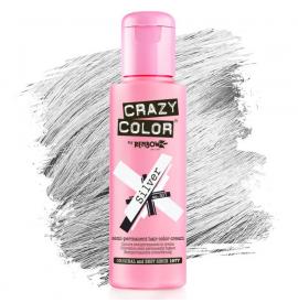 Nr. 27. - Silver - Crazy Color - Vopsea de păr semipermanentă - 100 ml