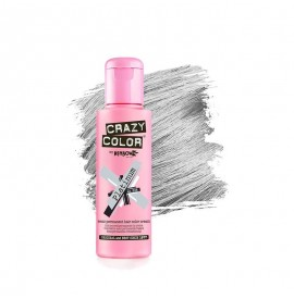 Nr. 28. - Platinium - Crazy Color - Vopsea de păr semipermanentă - 100 ml
