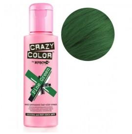 Nr. 46. - Pine Green - Crazy Color - Vopsea de păr semipermanentă - 100 ml