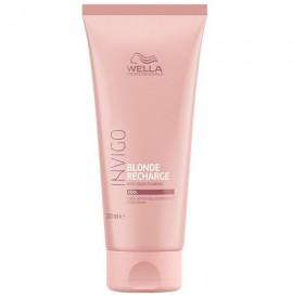 Wella  - Invigo - Cool Blonde recharge - Balsam pentru par blond - 200ml