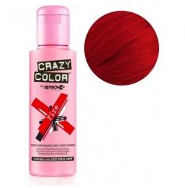 Nr. 56. - Fire - Crazy Color - Vopsea de păr semipermanentă - 100 ml