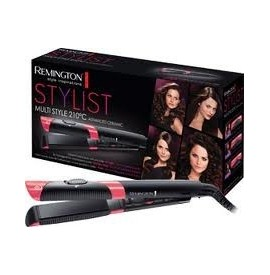 Placa - stylist - model no. s6600 e51 - multi style - advenced ceramic style - remington