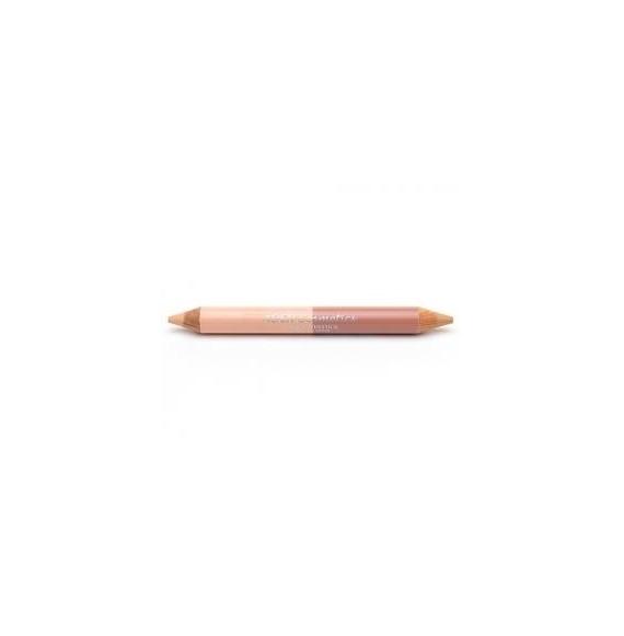 Creion corector cu doua capete - Ivory/Migdale - Aden Cosmetics