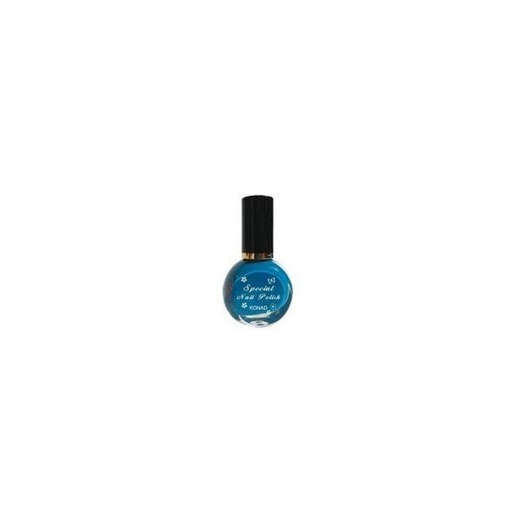 Konad - Oja pentru set stampila - Albastru inchis - 10 ml