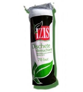 Dischete demachiante - izis - 70 buc