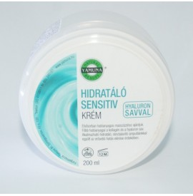 Yamuna - Crema hidratanta sensitive - 200 ml