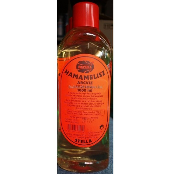 Hamamelisz tonic pentru fata - After Shave - 1000ml