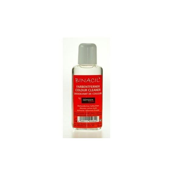 Binacil - Solutie pentru indepartarea de pe piele a vopselei - Color Cleanser