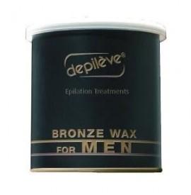 Ceara de epilare pentru barbati - Bronze Wax for men 800gr