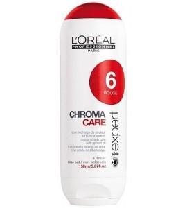 Loreal Professionel Chroma Care 6 Rouge 150ml