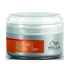 Pasta Wella Texture Touch - pasta pentru remodelare - 75 ml