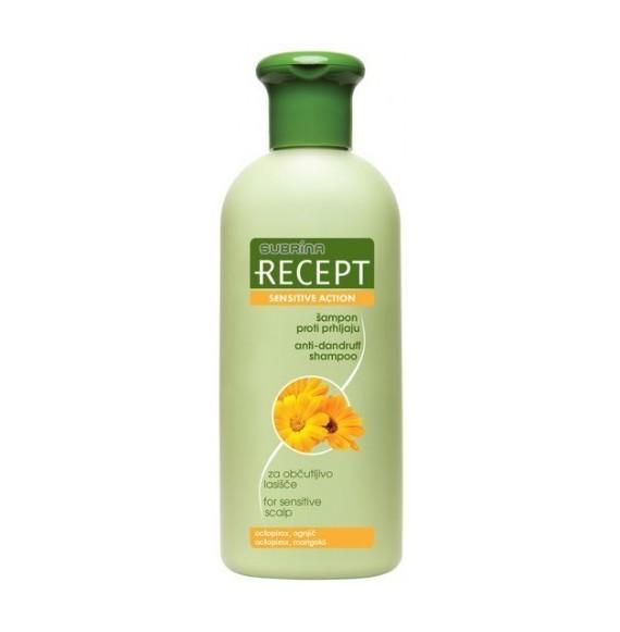 Șampon anti-mătreață - Subrina Recept - anti-dandruff shampoo - for sensitive scalp