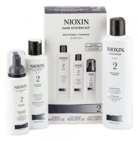 Nioxin - Hair System Kit - Tratament anticadere - Set nr. 2