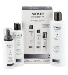 Nioxin - Hair System Kit - Tratament anticadere - Set nr. 2