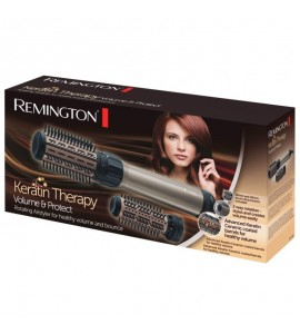 Perie rotativa - Remington - Keratin Therapy - Pro - Volume & Protect