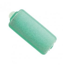 Bigudiuri burete - verde - 8 buc / set - eurostil diagonala 25 mm ref: 04021