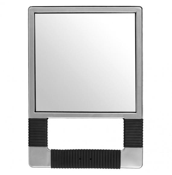 Oglinda patrata cu rama argintie - 00287 - Eurostil