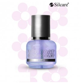 TOP COAT ULTRAVIOLET -15ML - Silcare