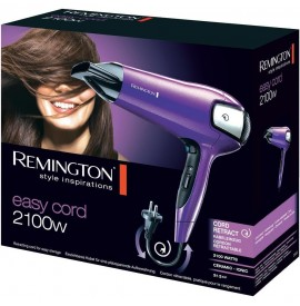 Remington - Easy Cord - 2100 w - Uscator de par