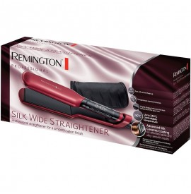REMINGTON - SILK WIDE STRAIGHTENER - Placa de par - S9620