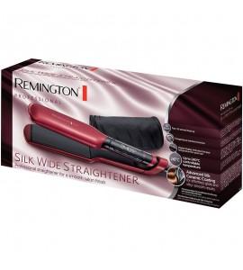 Remington - silk wide straightener - placa de par - s9620