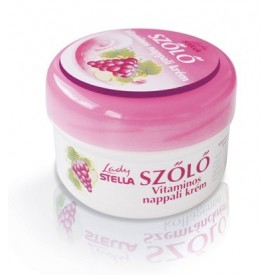 Lady Stella - Crema de zi - cu vitamine si extract de samburi de struguri - 100ml