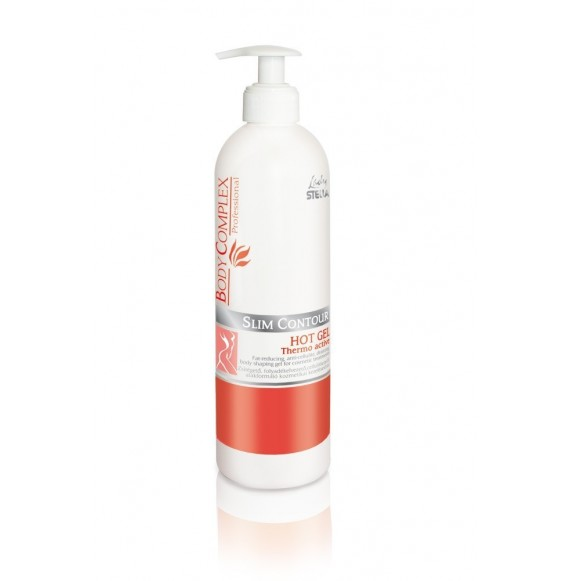 Gel de masaj termo activă - Oliva Hot - 500 ml