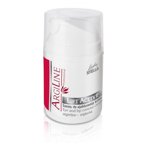 Lady Stella - ArgiLine - Lift Active - Crema contur buze si ochi - 40ml