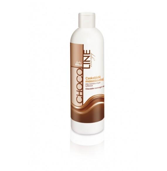 Ulei de masaj cu ciocolata - 250 ml