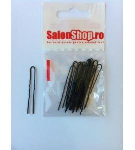 Salonshop- ace negre 45mm, 20buc