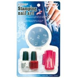Stampile pentru unghii - Stamping nail art D - Konad