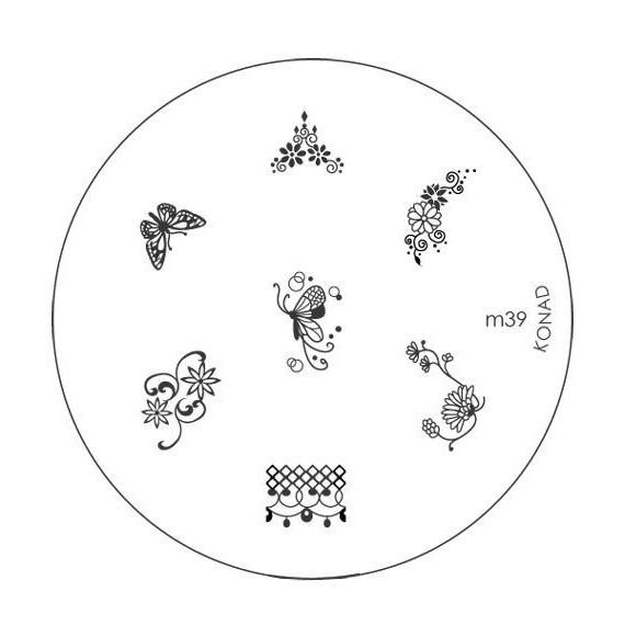 Placute - Konad-M39